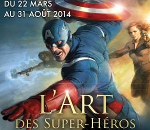 l-art-des-super-heros-marvel-cadre
