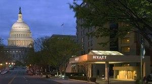 hotel hyatt washington capitol