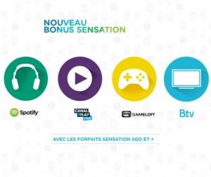 Bonus Sensation