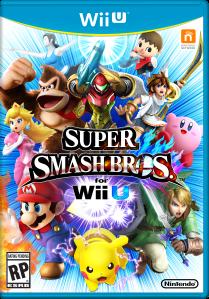 SuperSmashBros WiiU