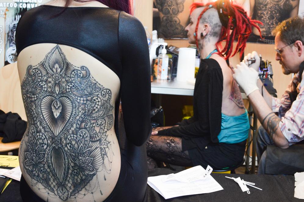 mondial du tatouage the smart girls blog. Black Bedroom Furniture Sets. Home Design Ideas