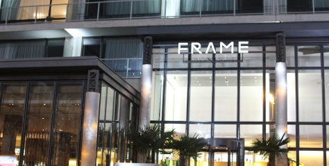 Frame brasserie california break