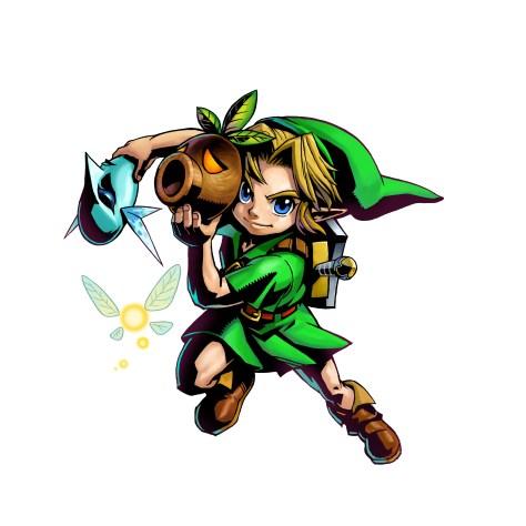 Link Masque